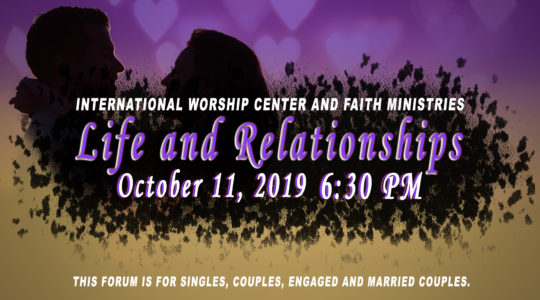 Life and Relationships Forum