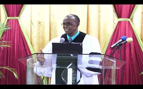 The Plan of Redemption pt.1 | Bishop Frank Rosewelt